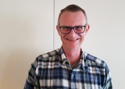 Kasserer Erik Nyborg Madsen